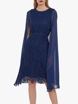 Gina Bacconi Sansa Dress with Cape