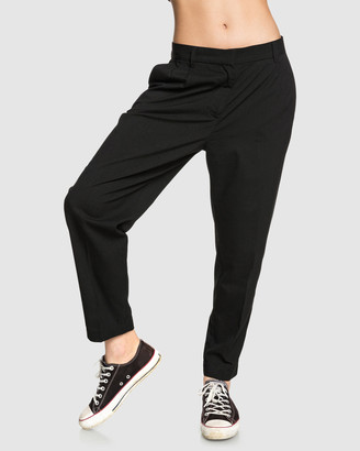 Quiksilver Womens Cropped Suit Pant