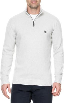 Rodd & Gunn Men's Merrick Bay Half-Zip Cotton Sweater