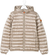 Save The Duck Kids classic padded jacket