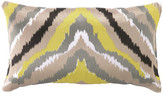 """Trina Turk 20\"""" x 12\"""" Ikat Pillow - Multi"""