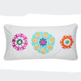 Levtex Petra Oblong Medallion Decorative Pillow