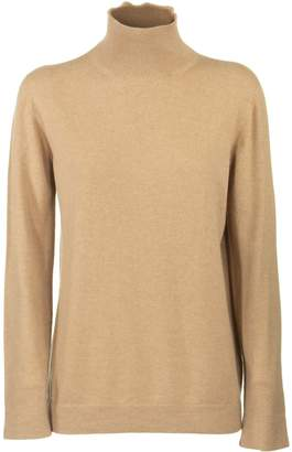 Agnona Turtleneck Cashmere Sweater