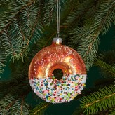 Bloomingdale's Glass Donut Ornament - 100% Exclusive