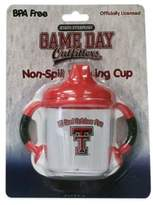 Bed Bath & Beyond Texas Tech University 8 oz. Infant No-Spill Sippy Cup