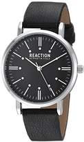 Kenneth Cole Reaction Women's Quartz Metal Casual Watch, Color:Black (Model: RK50104001)