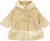 Chloé Hooded wool coat 6-36 months