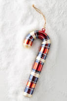 Anthropologie Candy Cane Ornament