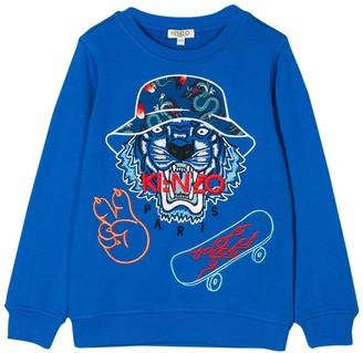 Kenzo Kids Signature Logo Jumper
