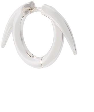 Shaun Leane Thorned Hoop earring