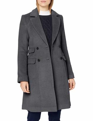 Meraki Amazon Brand Women's Wool Coat