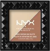 NYX Cheek Contour Duo Palette 03 Perfect Match