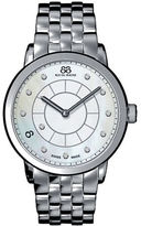 88 Rue du Rhone Ladies' Double 8 Origin Diamond Watch with Mother-of-Pearl Dial
