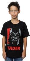 Star Wars Boys Darth Vader Poster T-Shirt
