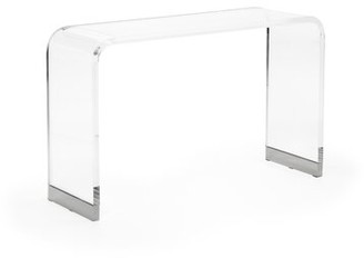 """Chelsea House Waterfall 45"""" Console Table"""