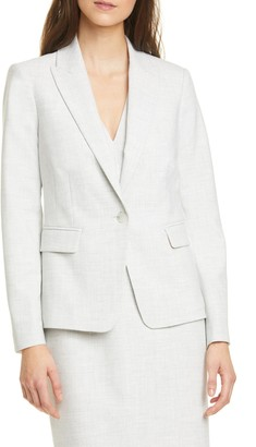 Tailored by Rebecca Taylor Clean Suiting Jacket