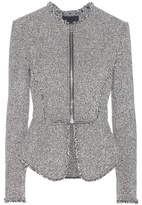Alexander Wang Embellished Tweed Jacket