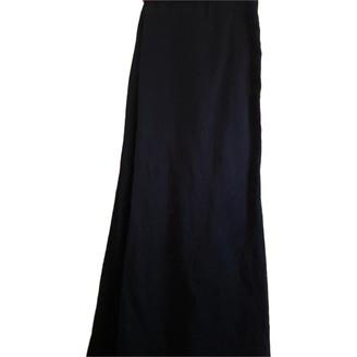 Lanvin Navy Skirt for Women