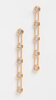 Thumbnail for your product : Elizabeth Cole Franny Earrings