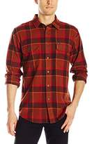 Obey Men's Gower Woven Shirt