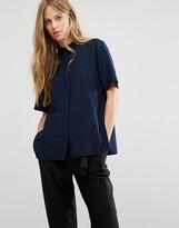 Selected Hanna Short Sleeve Shirt