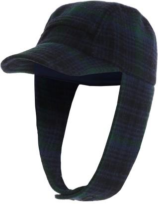 Woolrich Wool Plaid Hunting Hat
