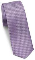 HUGO BOSS Diamond Embroidered Tie