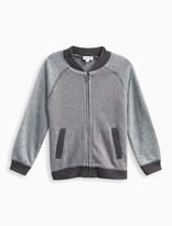 Splendid Little Boy Birdseye Knit Jacket