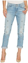 Hudson Riley Relaxed Straight Five-Pocket Jeans in Big Shot Women's Jeans