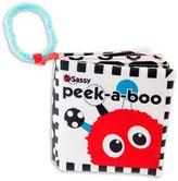 Sassy Peek-A-Boo Book in Black/White