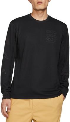Nike ACG Long Sleeve Waffle Knit T-Shirt