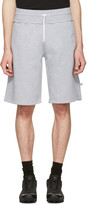 Telfar Grey customer Lounge Shorts
