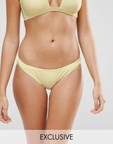 South Beach Pastel Mix And Match Cheeky Bikini Bottom