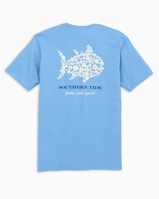 Southern Tide Sand Dollar Skipjack T-Shirt