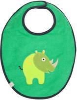 Lassig 11.4'' Green Rhino Waterproof Bib