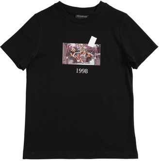 Throwback Dawson's Creek Cotton Jersey T-shirt