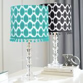 Pool Ikat Dot Shade With Delite Base