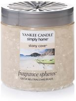 Yankee Candle simply home Stony Cove Fragrance Spheres