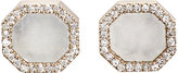 Monique Péan Women's Octagonal Stud Earrings
