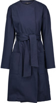 Tibi Cotton-blend trench coat