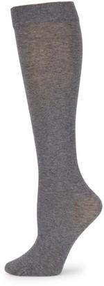 Fogal Touch Knee-High Socks