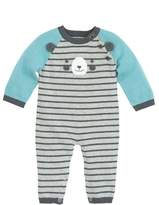 A Pea in the Pod Bear Coverall