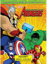 Disney Marvel's The Avengers: Heroes Assemble Volume 1 DVD
