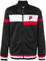 Fila striped logo jacket