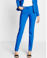 Express low rise slim leg editor pant