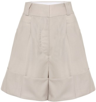 Low Classic Cotton Bermuda shorts