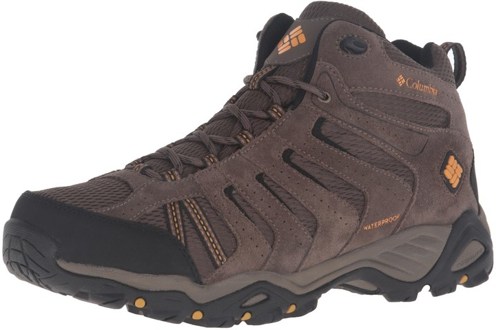 Columbia mens North Plainsa Ii Waterproof Mid Hiking Boot