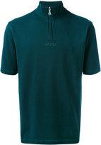 Kenzo zip polo shirt - men - Cotton - XS