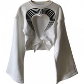 Y/Project White Cotton Knitwear for Women