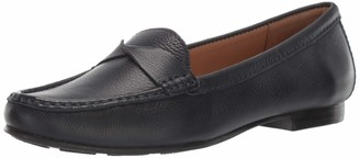 Driver Club USA Womens Genuine Leather Made in Brazil San Diego Loafer Driving Style